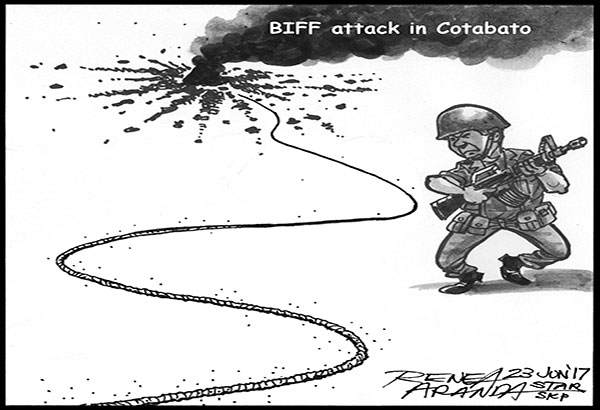 EDITORIAL - Diversionary attack?