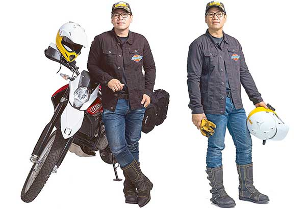 Body Talk with the fearless rider who, after a brief absence, revs up for a comeback on GMA News TV's Ride Ph with Jay Taruc