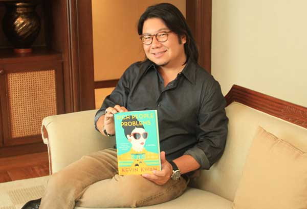 """New York Times best-seller Rich People Problems author Kevin Kwan: """"There's a new generation of Asian women who are elegant and sophisticated, original and powerful."""""""