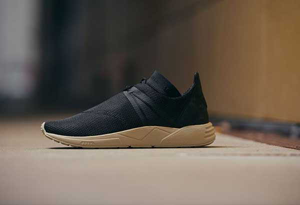 Flyweight: ARKK Copenhagen's Eaglezero features a sock-like entry that optimizes breathability and comfort.