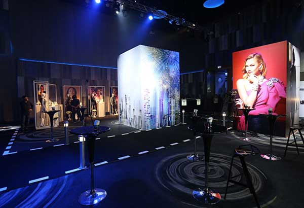 """Themed """"Brilliance for All,"""" Swarovski celebrates its 120th year in the industry via a Southeast Asian regional event in Bangkok, Thailand."""
