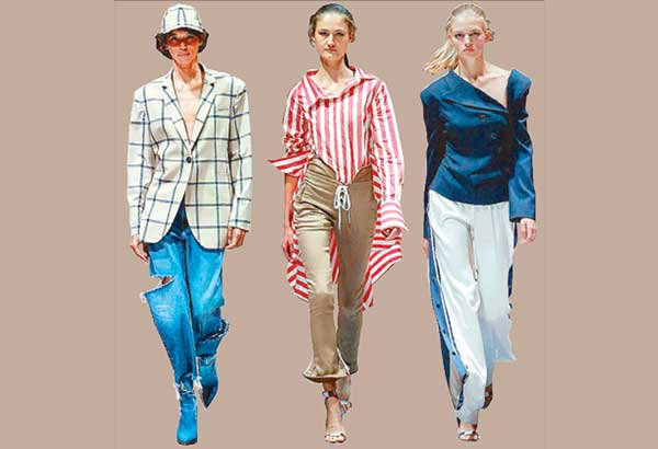 Latest Fashion Trends In The Philippines Ystyle Trend Report Nyfw S S 2018 Ystyle Lifestyle