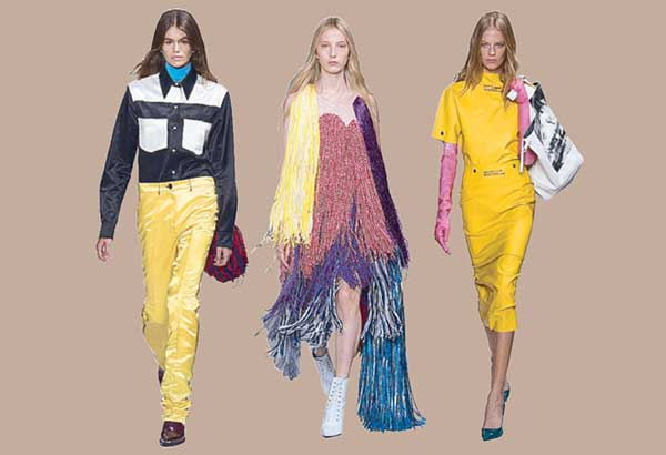 Philippine Fashion Trends Ystyle Trend Report Nyfw S S 2018 Ystyle Lifestyle