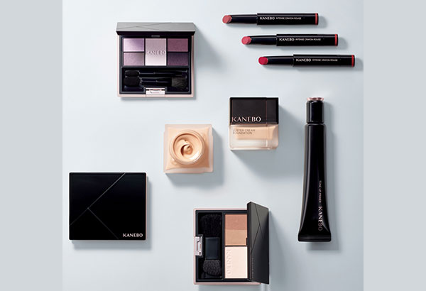Kanebo's latest makeup collection harnesses the power of light and shadows, and specifically addresses facial dimensions. Kanebo is available at Rustan's.