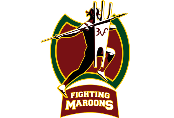 official up still finalizing new fighting maroons logo