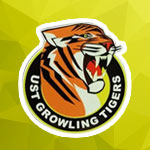 <p>University of Santo Tomas&nbsp;<strong>Growling Tigers</strong></p>