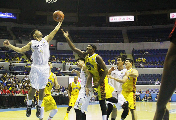 Gelo Alolino led the Bulldogs