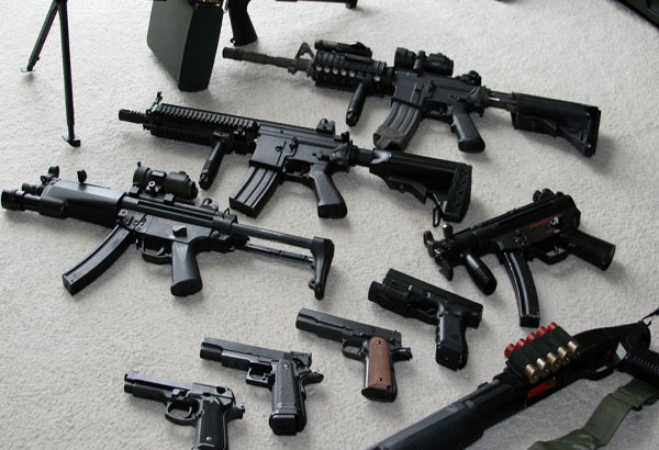 Over 9,000 firearm licenses have been revoked by the Philippine National Police Firearms and Explosives Office (FEO) for various reasons, including the involvement of the gun owners in illegal drugs. File