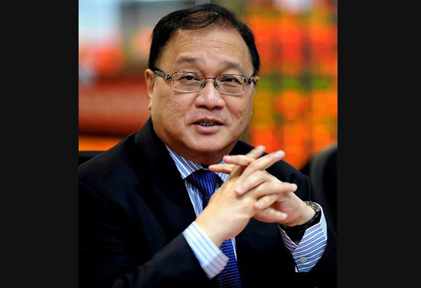 Outgoing SBP president Manny V. Pangilinan hopes to see a united front from all basketball stakeholders to send the strongest PH team in the Olympics World Qualifying Tournament next year. File Photo
