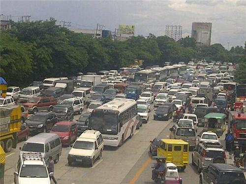 Commonwealth Avenue, Philippines