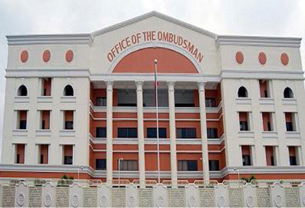 The Office of the Ombudsman investigates and prosecutes cases against government officials and personnel. File photo