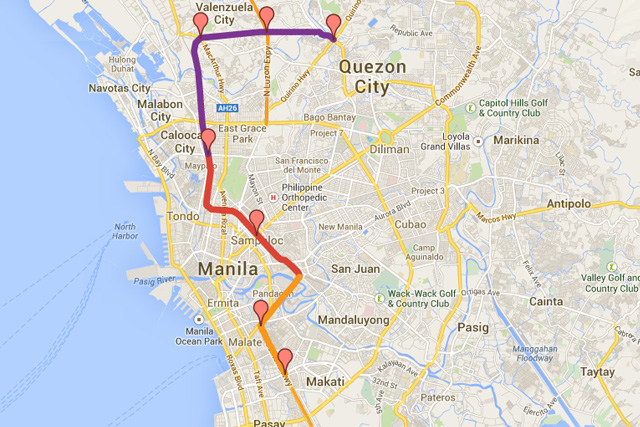 LIST Metro Manila road constructions in coming months  Nation
