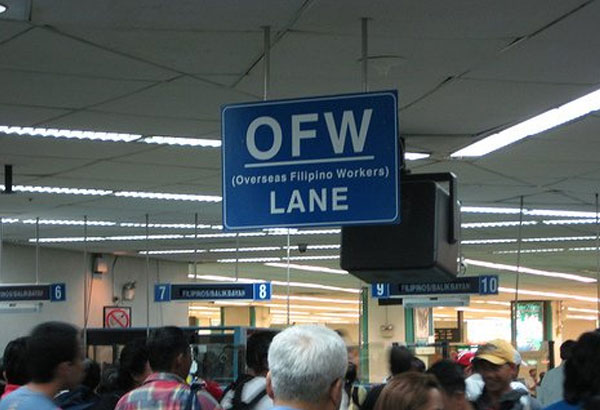 At least 1,500 overseas Filipino workers (OFWs) in Saudi Arabia have expressed willingness to return home, the Department of Social Welfare and Development (DSWD) said yesterday. Philstar.com/File photo