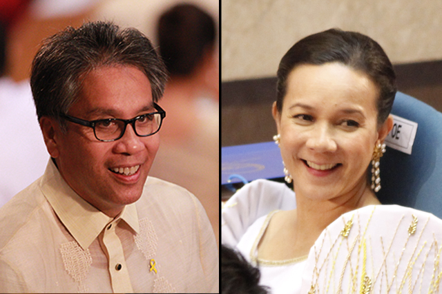 Poe, however, thumbed down last night Roxas' appeal to merge forces. Philstar.com/File photo