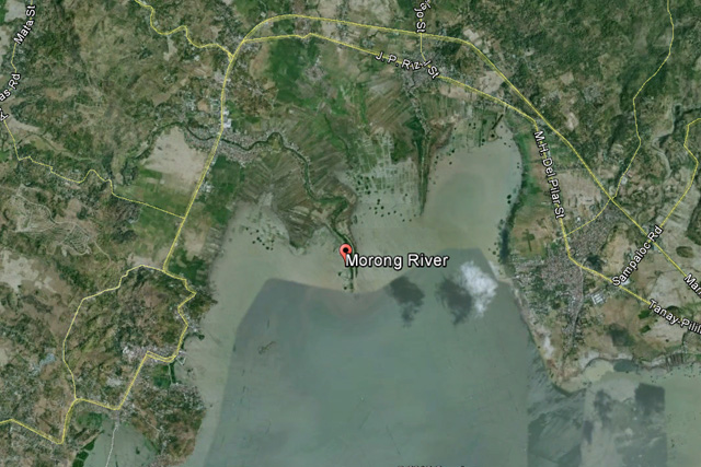 Philippine Coast Guard personnel, along with other volunteer groups, have completed the cleanup of the oil spill from a cement-manufacting plant in Antipolo City.