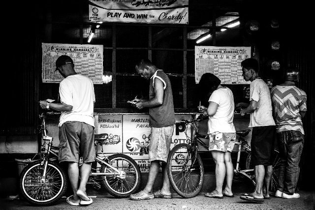 A better from Bulacan is the latest lotto draw winner, taking home a P6.7-million pot. Daniel Y. Go/CC BY-NC