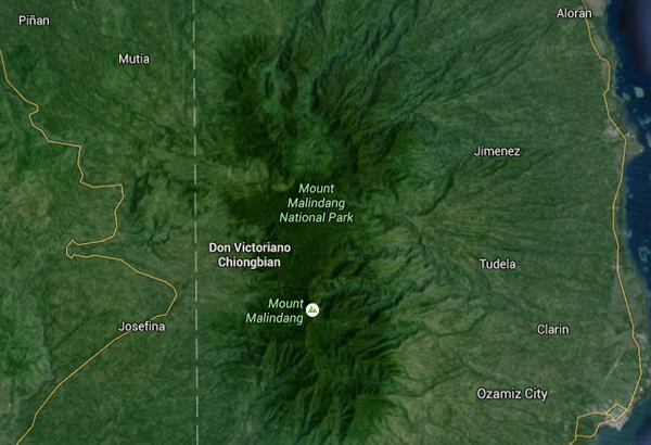 Beltran said Anding was arrested in his hideout in Barangay National in Jimenez town on Sunday. Google Maps