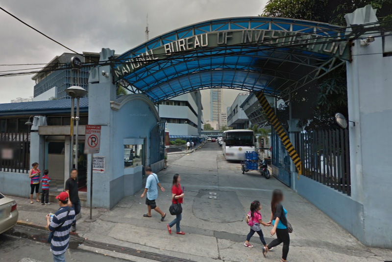 The NBI summonses were the latest in Rappler's woes this week. Philstar.com/Google Street View