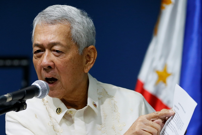 Foreign Affairs Secretary Perfecto Yasay Jr.said he was not too sure about British Ambassador Asif Ahmad's expression of his views on the revival of the death penalty in the country, but he pointed out that the envoy could be commenting in the context of their own experience in the United Kingdom. AP, File