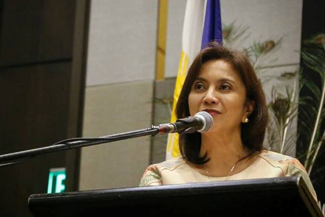 During the 72nd anniversary of the opposition Liberal Party last Friday, Vice President Leni Robredo claimed that darkness is enveloping the country and called on members of the once influential group to continue fighting for their beliefs. OVP/Released, File
