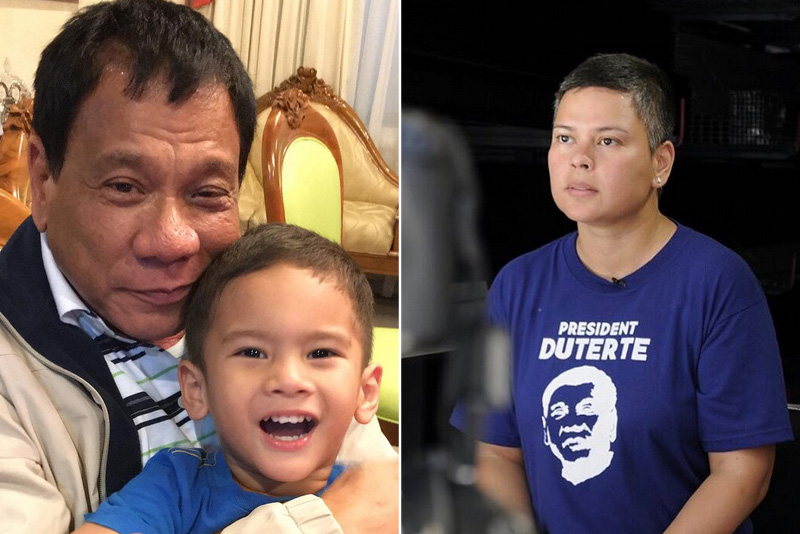 Sara Duterte is 7 weeks pregnant with triplets