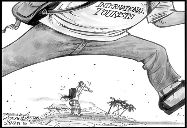 EDITORIAL - Tourism for all