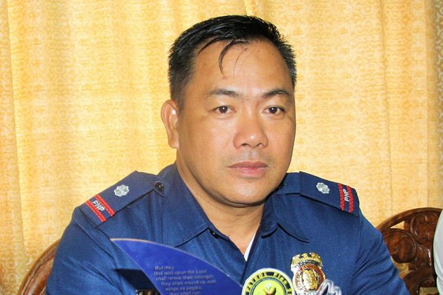 The chief of police ofVirac,Catanduanes, Police Chief Inspector JamesRonataywas reportedlyrelieved from his postwhile the Philippine National Police is at the height of its investigation on the discovered megashabulaboratory inBarangayPaltaSmall,Virac,Catanduanes. Bicol Standard