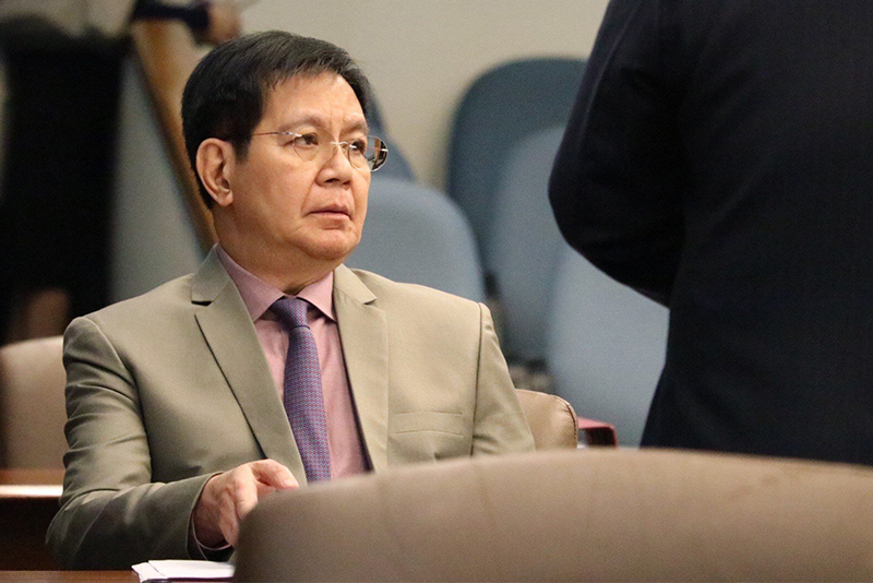 Sen. Panfilo Lacson, who chairs the committee, clarified that the Senate hearing would not be a reopening of the inquiry conducted by the committee on justice and human rights on extrajudicial killings. Lacson office/Released