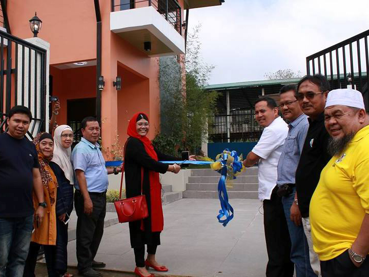 The improved and expanded First District Engineering Office of Lanao del Sur was launched on February 23. Philstar.com/John Unson