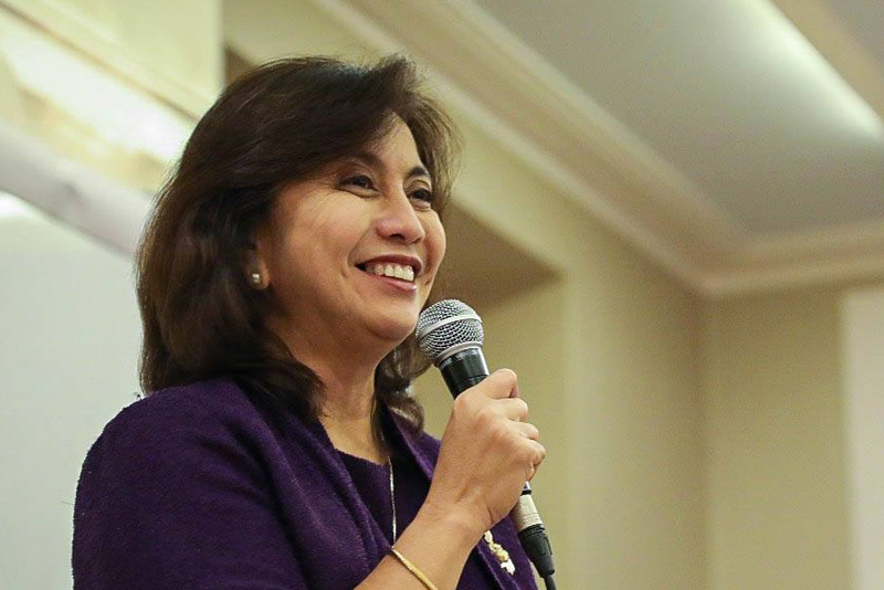 Robredo's message to United Nations narcotics body
