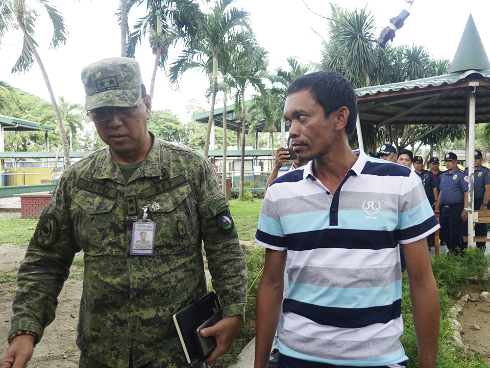 Troops rescue ship engineer from Abu captors in Basilan