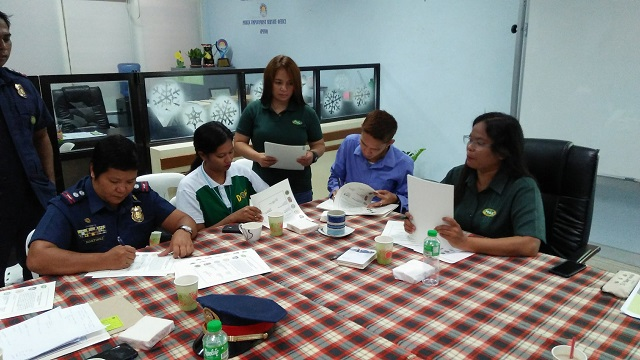 Assessments are made by Barangay Anti-Drug Abuse Councils and law enforcement agencies. Romblon News Network