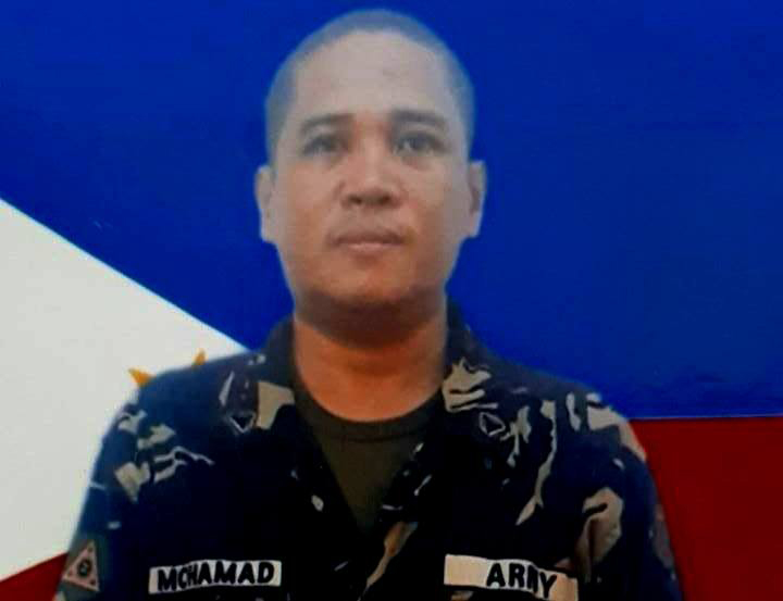 Cpl.SamsudinMohammad, the lone Army fatality in the encounter, was hit by bullets while advancing towards enemies firing his M-16 rifle.