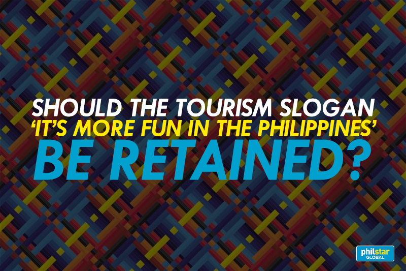 tourism slogan in the philippines The department of tourism (dot) is set to debut their new slogan for 2017 in time for the independence day on june 12 they have already showcased teasers and sneak peeks during their press launch.