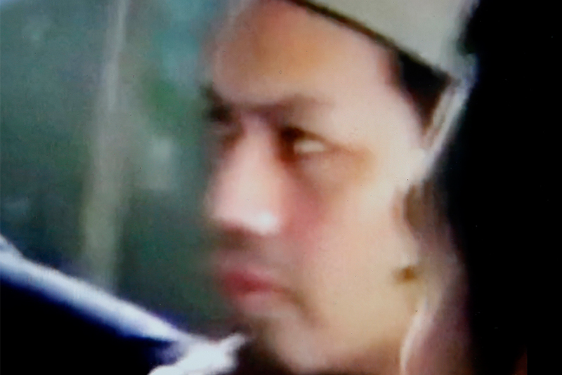 This image taken from an undated video shown to The Associated Press by the Philippine military shows Malaysian militant Mahmud bin Ahmad who helped lead and finance the siege in southern Marawi city. Armed Forces Chief Gen. Eduardo Año told The Associated Press on Friday, June 23, 2017, that Mahmud bin Ahmad died June 7, 2017, from wounds sustained in fighting with government troops in Marawi last month. Philippine military via AP