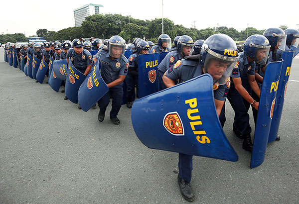 Martial law 'till 2022? Only speaker's opinion - Palace