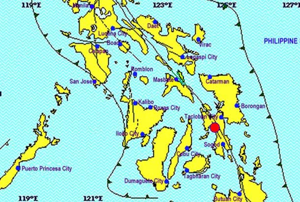 Two women killed as Leyte rocked by quake