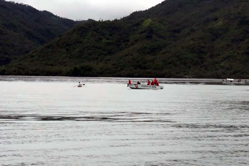 Rescuers found no sign of an airplane that supposedly crashed into waters off Romblon. Romblon News Network