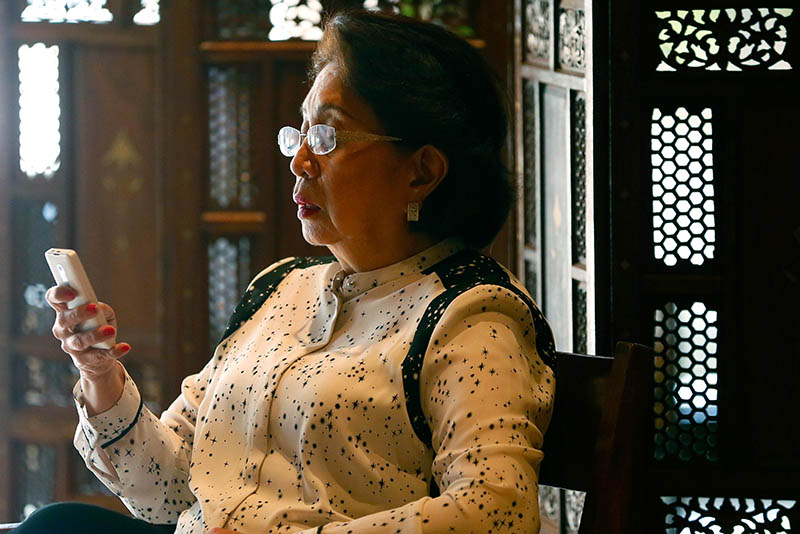 The groups want Ombudsman Conchita Carpio-Morales impeached for  inculpable violation of the Constitution, betrayal of public trust, treason, bribery, graft and corruption and other high crimes. AP/File Photo