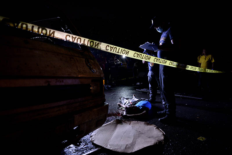 Filipinos almost equally divided on killing of drug suspects, says SWS