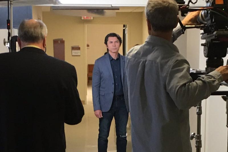 "Filipino-born actor Lou Diamond Phillips was charged with DWI in Texas after his arrest on Friday, Nov. 3, 2017. Jail records show bond wasn't immediately set for Phillips, who starred in ""La Bamba."" LouDPhillips via Twitter"