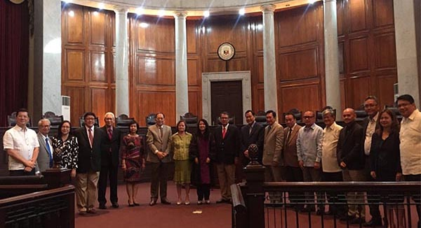 House panel: Sereno's lawyers can't cross-examine witnesses