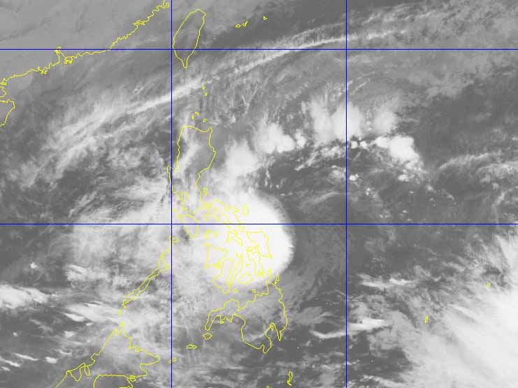 More areas under storm alert as 'Urduja' heads for Northen, Eastern Samar area
