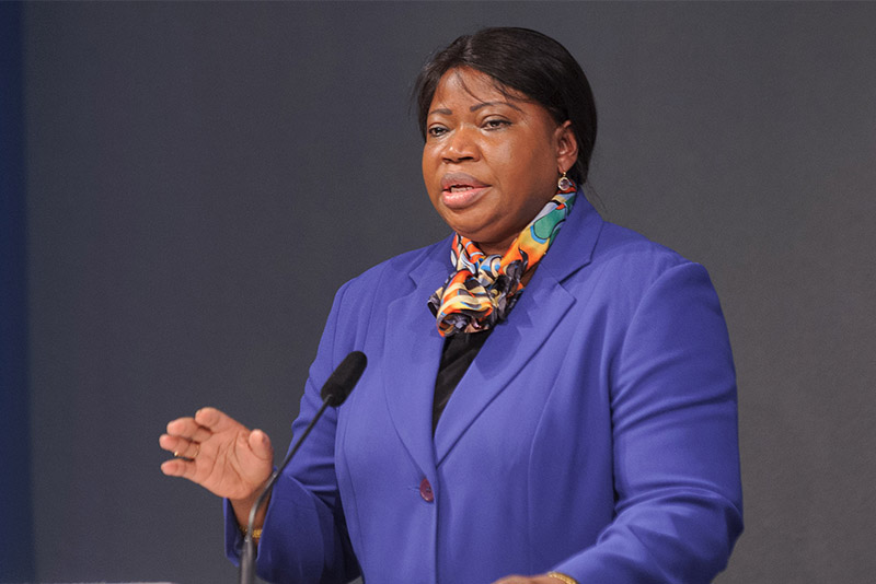 WATCH: ICC prosecutor closely following events in Philippines since 2016