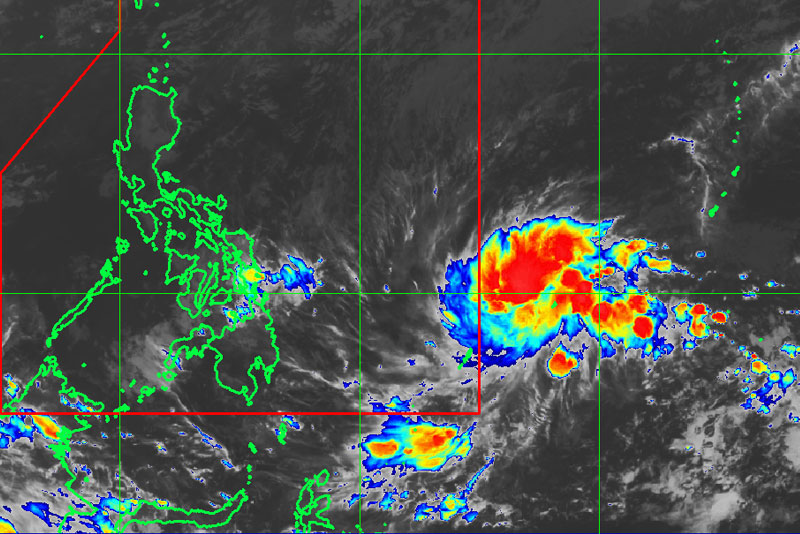 weather map philippines