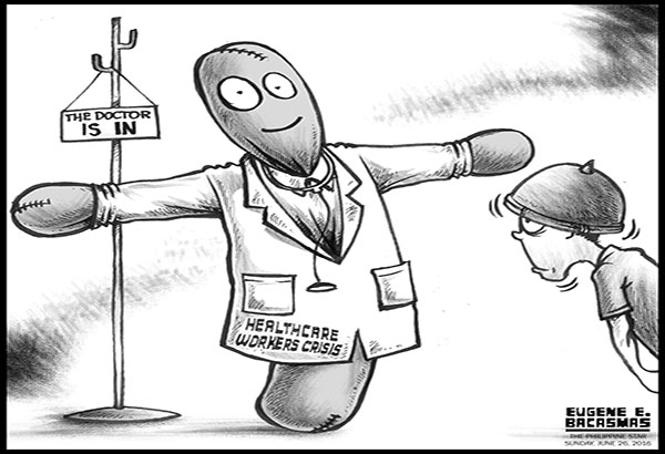 EDITORIAL - Health resource crisis