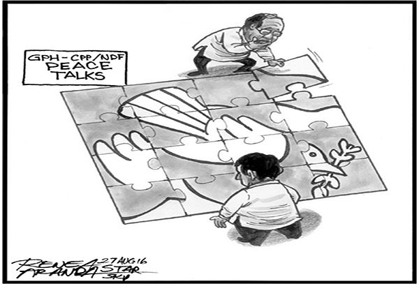 EDITORIAL - One step closer to peace