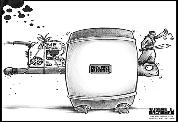 EDITORIAL - Strengthening the rule of law
