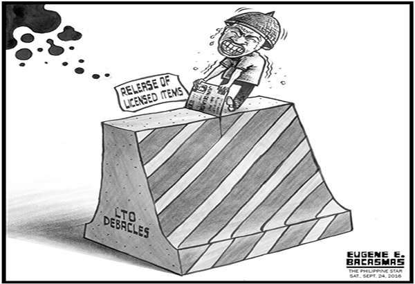 EDITORIAL- Stalemate