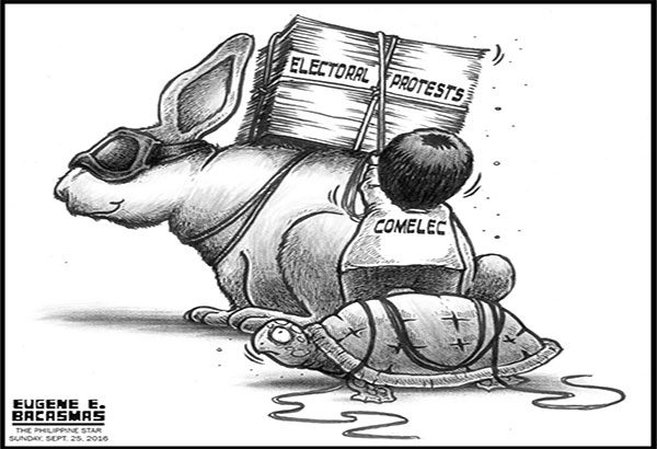 EDITORIAL - Setting a new pace